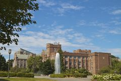 University of Washington Stock Photos
