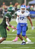 University of West Florida Football Stock Images