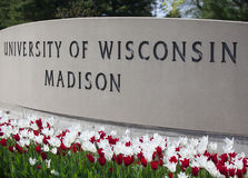 University of Wisconsin Madison Royalty Free Stock Images
