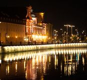 University of Wroclaw Royalty Free Stock Photography