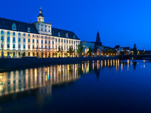 University in  Wroclaw, Poland Stock Photography