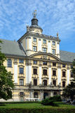 University of Wroclaw - Poland. Royalty Free Stock Photos