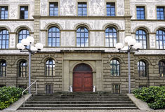 University of Zurich Stock Image