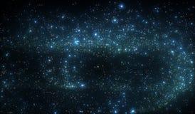 Universo Fotografie Stock Libere da Diritti
