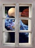 Universo Imágenes de archivo libres de regalías