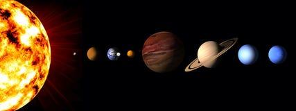 Universo Fotografía de archivo