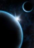 Universo Foto de Stock