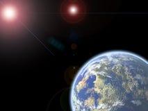 Universo Foto de archivo libre de regalías