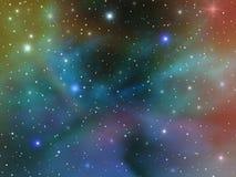 Universo Immagini Stock