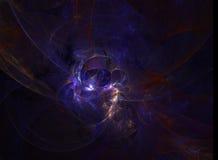 Universo astratto Fotografie Stock Libere da Diritti