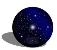 Universo da bola Imagem de Stock