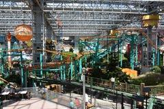 Universo de Nickelodeon em Bloomington, Minnesota imagens de stock royalty free