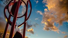 Universo di Roseville Fotografie Stock Libere da Diritti