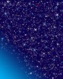 Universo e le stelle Fotografie Stock Libere da Diritti