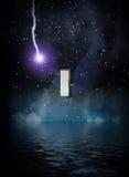 Universo encendido Imagen de archivo