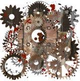 Universo mecânico Imagem de Stock