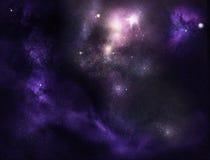 Universo profondo Immagine Stock