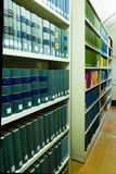 Universty Bibliothek Stockbild