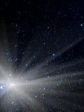 universum för skyavståndsstjärna Royaltyfri Bild