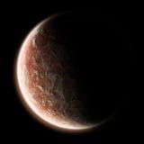 universum för jordutforskningsoluppgång Royaltyfri Fotografi
