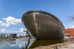 Universum nauki centrum w Bremen Zdjęcie Stock