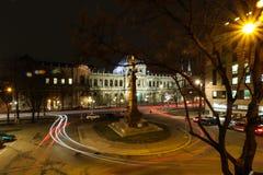 UNIVIE - Universiteit van Wenen Royalty-vrije Stock Fotografie