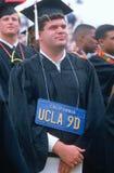 A univserity graduate Stock Image