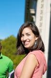 uniwersyteccy kampusów ucznie Zdjęcie Royalty Free