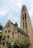 uniwersytecki Yale Fotografia Royalty Free