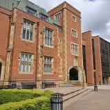 uniwersyteckie Belfast królowe Obraz Stock