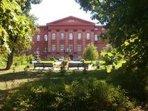 uniwersytet Fotografia Stock