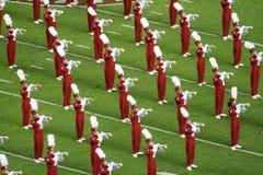 Uniwersytet Alabama Milion Dolarowych zespołów Obrazy Royalty Free