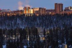 Uniwersytet Alberta zdjęcia stock
