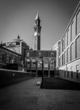 Uniwersytet Birmingham zdjęcia royalty free