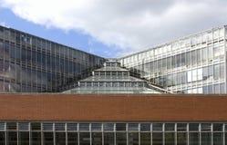 uniwersytet cambridge firmową historii fotografia stock