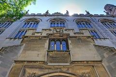 Uniwersytet Chicago zdjęcie stock