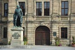 Uniwersytet Erlangen zdjęcia stock