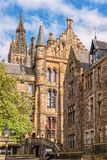 Uniwersytet Glasgow, Szkocja, UK Fotografia Royalty Free