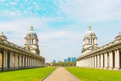 Uniwersytet Greenwich obraz royalty free