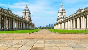 Uniwersytet Greenwich fotografia stock
