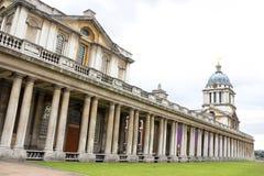 Greenwich uniwersytet, Londyn, Anglia Zdjęcie Stock