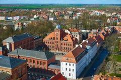 Uniwersytet Greifswald Greifswald Zdjęcia Royalty Free