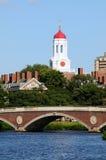 uniwersytet harwarda Zdjęcie Royalty Free