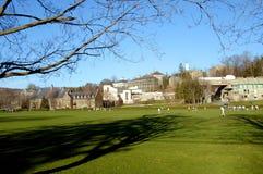 uniwersytet kampusu fotografia stock