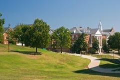 uniwersytet kampusu zdjęcie stock