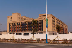 Uniwersytet Macau nowy kampus Obraz Stock