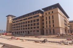 Uniwersytet Macau nowy kampus Fotografia Royalty Free