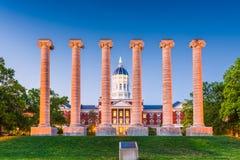 Uniwersytet Missouri zdjęcia stock