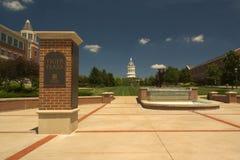 Uniwersytet Missouri, Kolumbia, usa zdjęcie stock