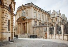 Uniwersytet Oksford, Anglia Zdjęcia Stock